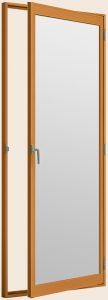 開き戸タイプの内窓。インプラスで内窓のリフォーム
