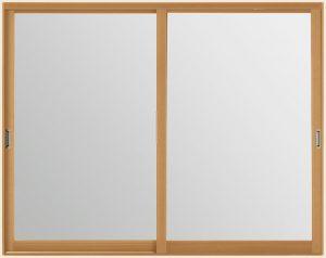 引違窓を内側に設置。内窓(インプラス)リフォーム