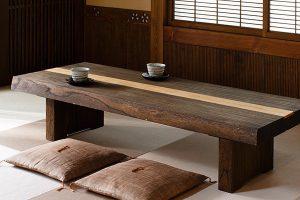 天然木の座卓プレゼント!ひらやの家モニター募集。所沢市の彩建コーポレーション