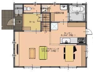 無垢の家規格型住宅 所沢市の彩建コーポレーション